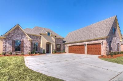 Bossier City Single Family Home For Sale: 244 Piccadilly Circle