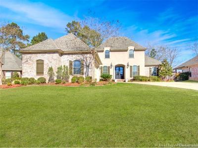Lakeside On Long Lake, Lakeside On Longlake Single Family Home For Sale: 318 Newburn Lane