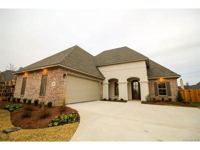 Norris Ferry Crossing Single Family Home For Sale: 263 Acadiana Creek