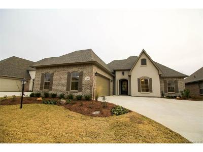 Norris Ferry Crossing Single Family Home For Sale: 267 Acadiana Creek