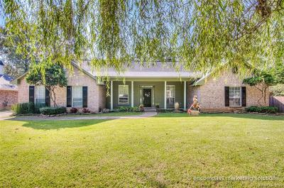 Benton Single Family Home For Sale: 4008 Woodway Drive