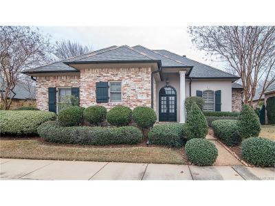 Pierremont Place Single Family Home For Sale: 6121 Fern Avenue