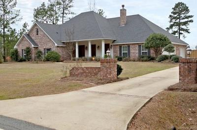 Benton Single Family Home For Sale: 3021 E Linton Road
