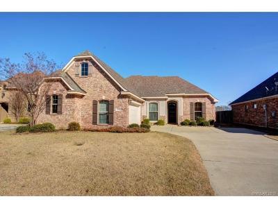 Bossier City LA Single Family Home For Sale: $229,500