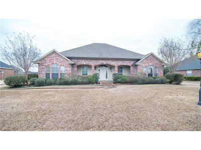 Shreveport Single Family Home For Sale: 515 Amethyst Circle