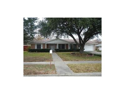 Shreveport LA Single Family Home For Sale: $112,000