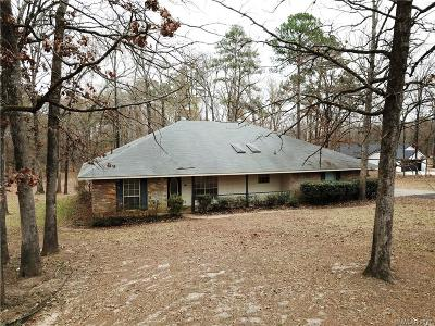 Benton Single Family Home For Sale: 149 Hunt Road