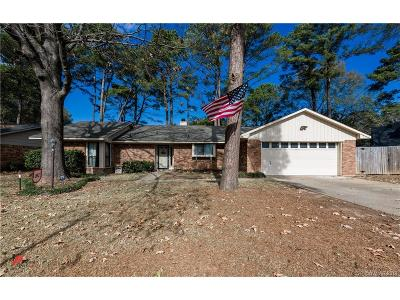 Ellerbe Road Estates, Ellerbe Road Estates, Unit #1, Ellerbe Road Estates, Unit 3 Single Family Home For Sale: 353 Peach Drive