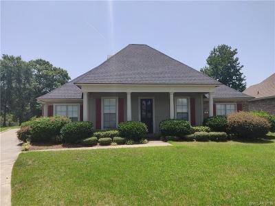 Haughton Single Family Home For Sale: 43 Fairway Circle