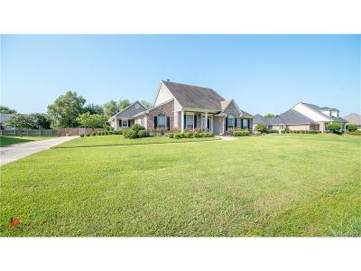 Bossier City Single Family Home For Sale: 518 Lovers Landing