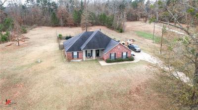 Keithville Single Family Home For Sale: 8669 Springridge Drive