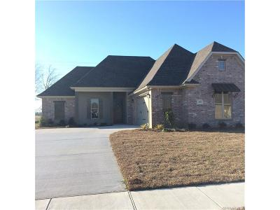 Benton Single Family Home For Sale: 159 Jamestowne Boulevard