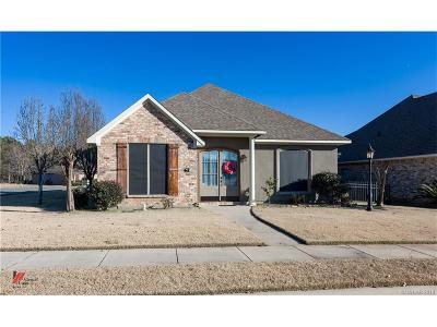 Haughton Single Family Home For Sale: 64 Fairway Circle