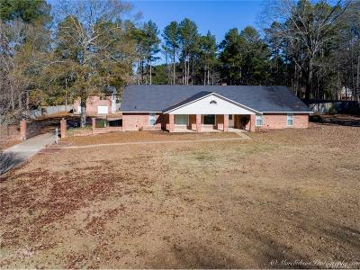 Shreveport Single Family Home For Sale: 6746 N Club Loop