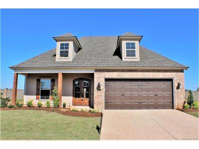 Bossier City Single Family Home For Sale: 412 Stacey Lane