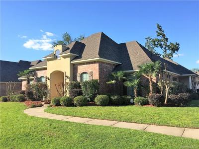 Haughton Single Family Home For Sale: 1761 Turning Leaf Trail