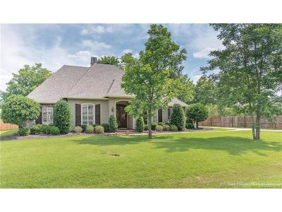 Bossier City Single Family Home For Sale: 1018 Fawn Hollow