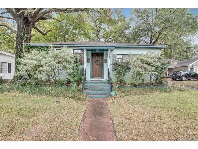 Shreveport Single Family Home For Sale: 931 Dalzell Street