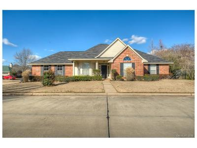 Shreveport Single Family Home For Sale: 908 Azalea Garden Drive