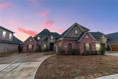 Bossier City Single Family Home For Sale: 5105 Tensas Drive
