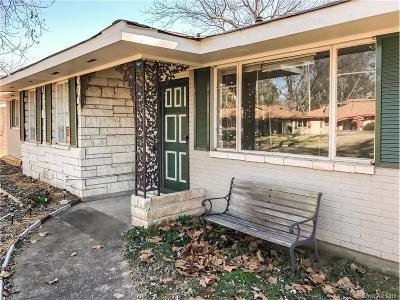 Shreveport Single Family Home For Sale: 841 E Washington Street