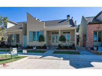 Shreveport Condo/Townhouse For Sale: 2009 Woodberry Avenue