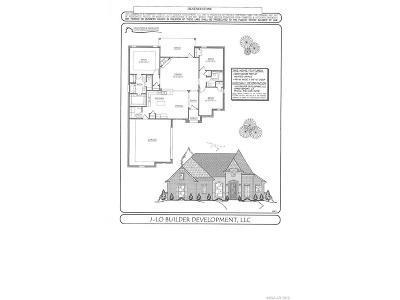 Haughton Single Family Home For Sale: 741 Fir Wood Lane