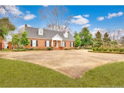 Shreveport Single Family Home For Sale: 822 E Kings