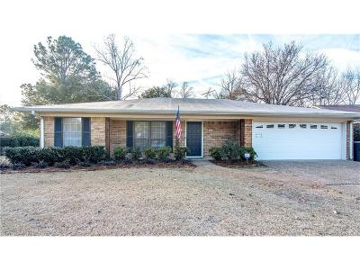 Town South Estates Single Family Home For Sale: 433 S Dresden Circle
