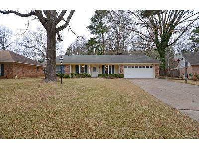Ellerbe Road Estates Single Family Home For Sale: 283 Hanging Moss Trail