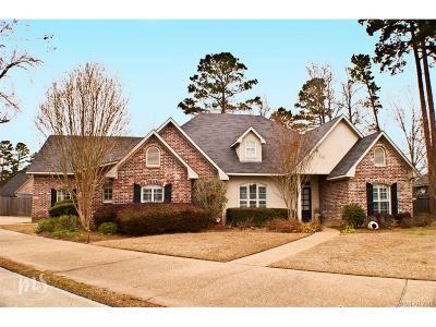 Shreveport Single Family Home For Sale: 10880 Dauphine Street