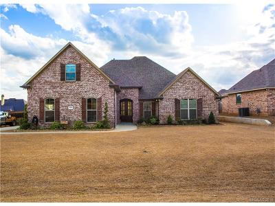 Haughton Single Family Home For Sale: 3028 Sagefield Lane