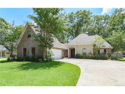 Spring Lake Estates Single Family Home For Sale: 60 Spring Lake Way