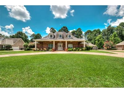 Benton Single Family Home For Sale: 5005 Sweetwater Drive