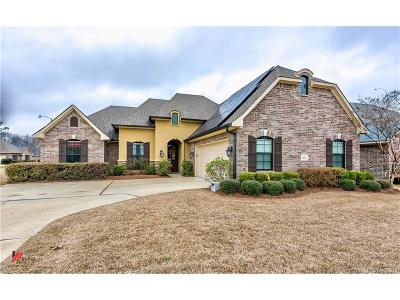 Bossier City Single Family Home For Sale: 1720 Hassell Drive