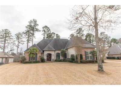 Shreveport Single Family Home For Sale: 2913 Long Lake Drive