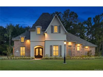 Shreveport Single Family Home For Sale: 431 Oakwood Trace Court