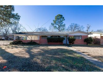 Bossier City Single Family Home For Sale: 1601 Donald Drive