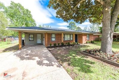 Bossier City Single Family Home For Sale: 1602 Quin Street