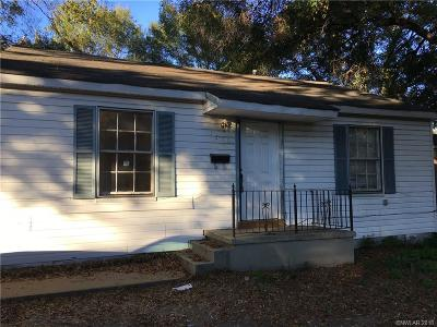 Shreveport Single Family Home For Sale: 1910 Corbitt Street