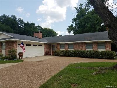 Shreveport Single Family Home For Sale: 199 Pierremont Road