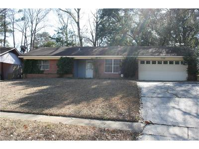 Shreveport Single Family Home For Sale: 738 Hyde Park Place