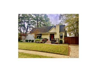 Shreveport Single Family Home For Sale: 901 Delmar Street