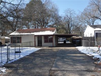 Shreveport LA Single Family Home For Sale: $34,900