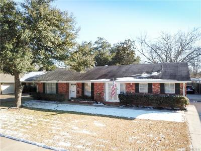 Shreveport Single Family Home For Sale: 421 Town South Drive