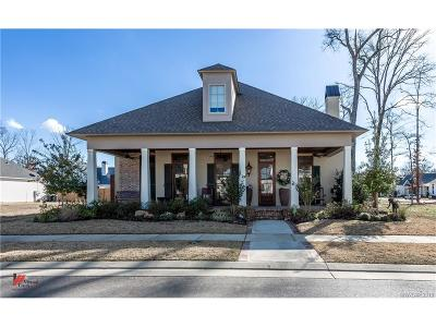 Shreveport Single Family Home For Sale: 2127 Woodsong Lane