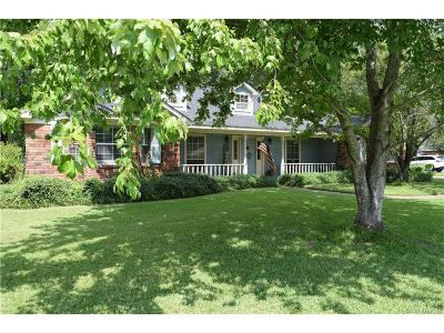 Minden Single Family Home For Sale: 1407 Forest Drive