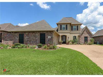 Bossier City Single Family Home For Sale: 338 Antietam Drive