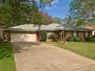 Golden Meadows Single Family Home For Sale: 5419 Shasta Drive