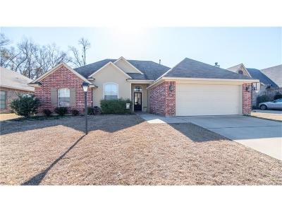 Shreveport LA Single Family Home For Sale: $207,500
